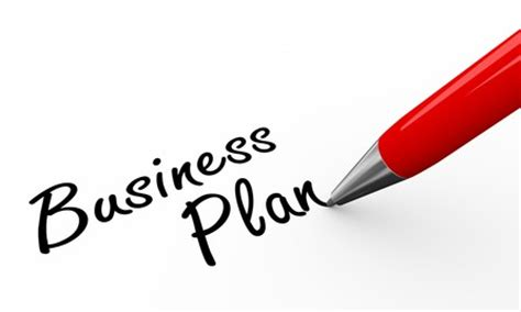 What should you have in a business plan